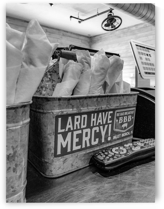 Lard Have Mercy by Nancy Calvert