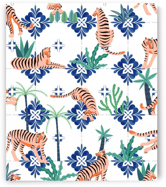 Tigers in Morocco by 83 Oranges