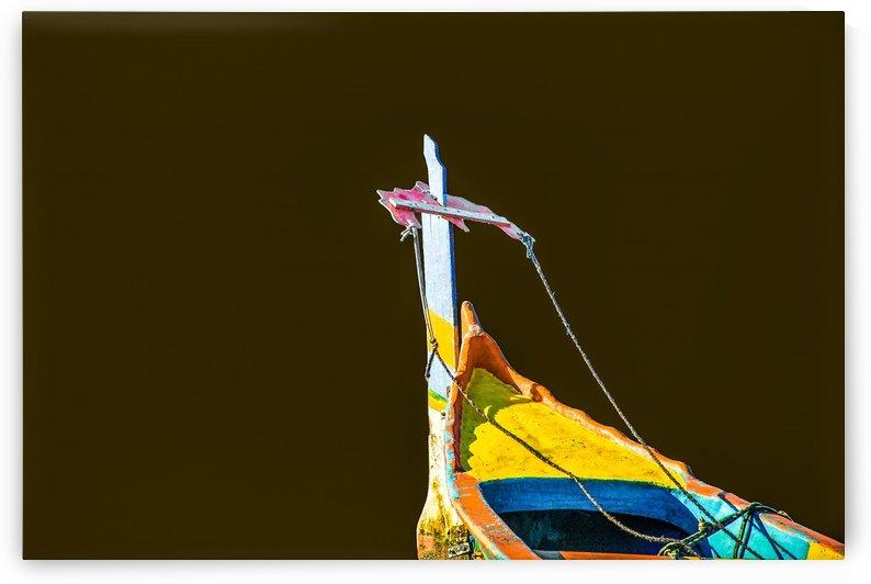 Boat LII by Carlos Wood