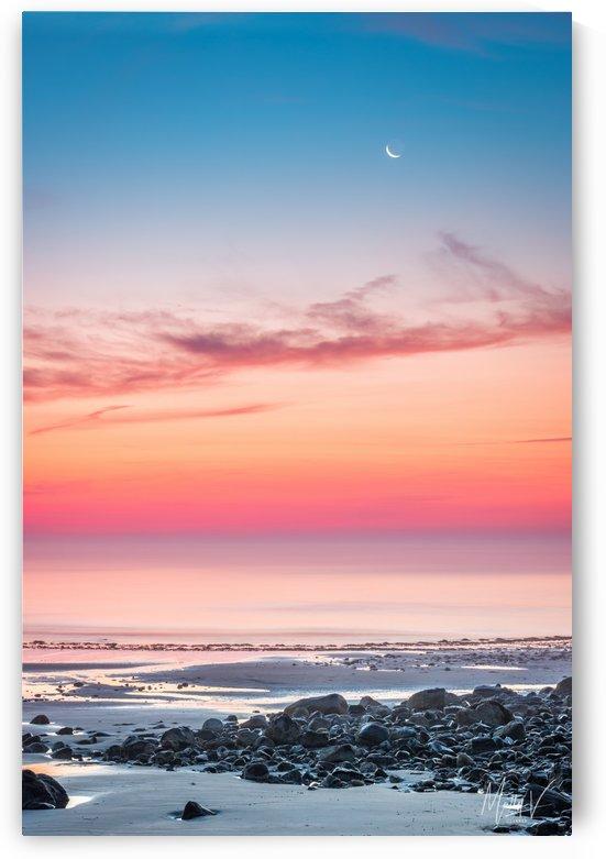 Subtle Moonscape by Matty V clixpix