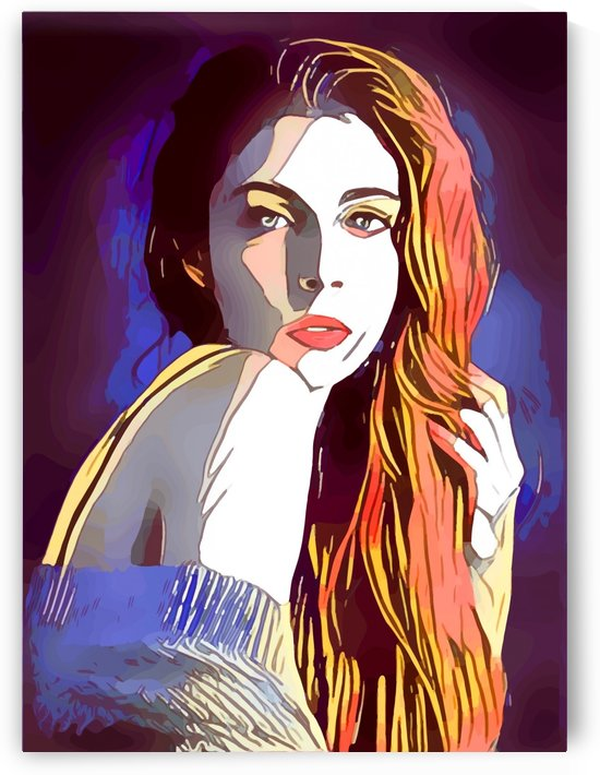 woman 3278745 by Artist Sabrina