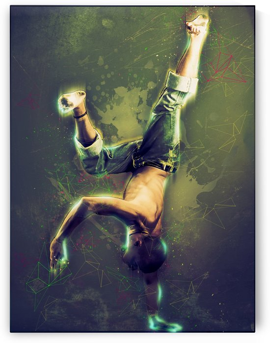 street dancer 1756944 by Artist Sabrina