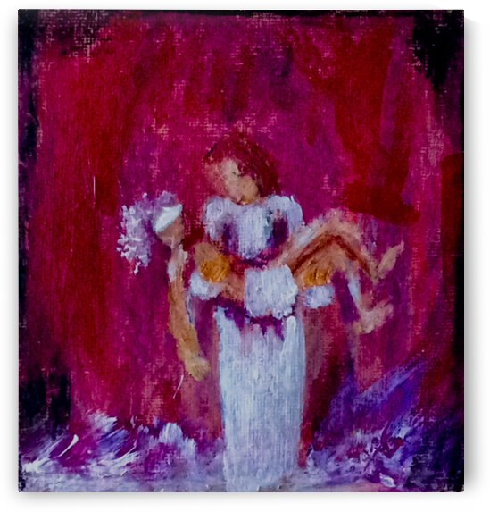 Healing Hands  by Zaramar Paintings