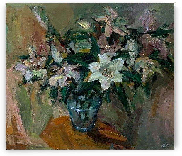 Hoa ly trang by Yartsv