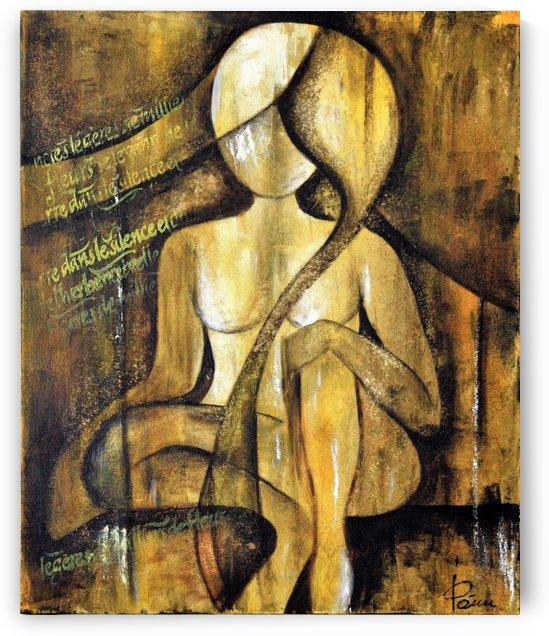 Silhouette 2 by Iulia Paun ART Gallery