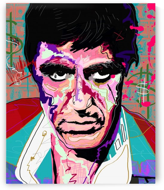 Tony Montana by GABA