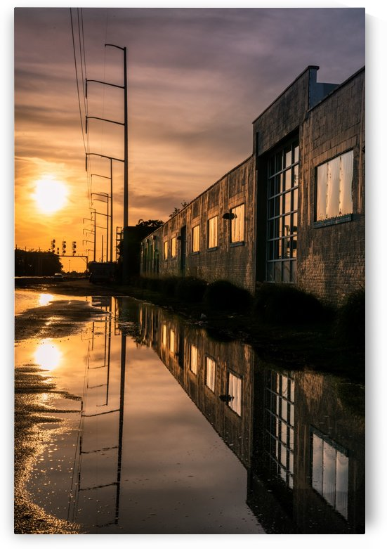 Reflection by Michael Pierce