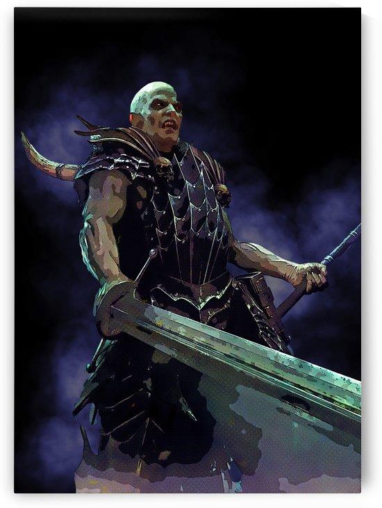 mannfred von carstein   Warhammer by Gunawan Rb