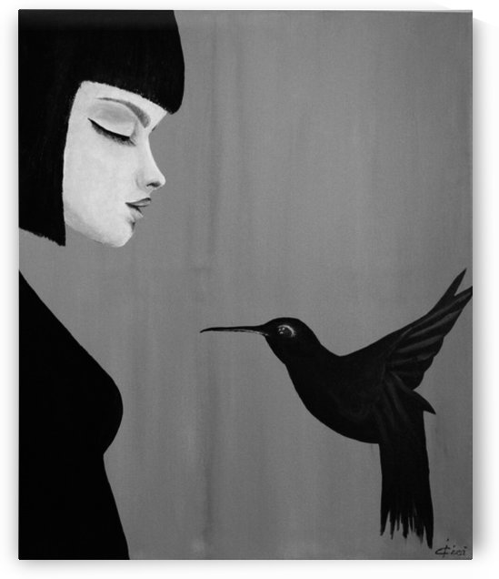 Black & White by Iulia Paun ART Gallery