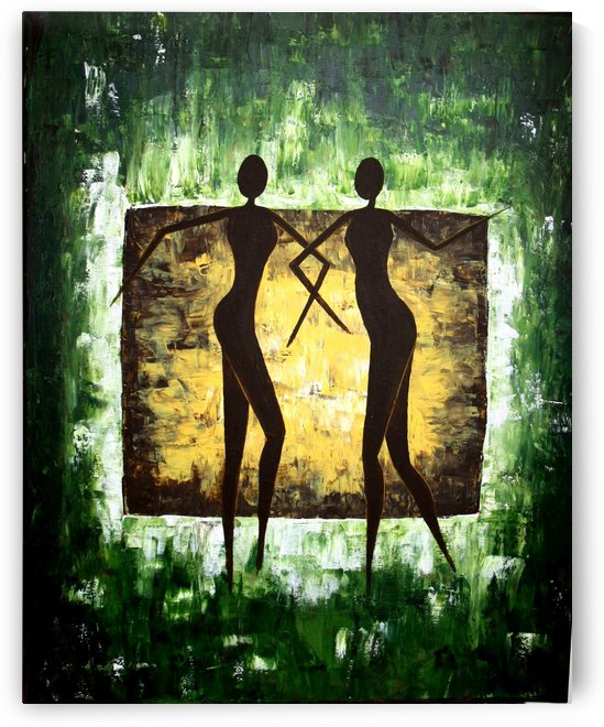 Silhouette by Iulia Paun ART Gallery