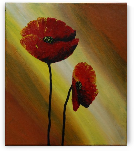 Poppy by Iulia Paun ART Gallery