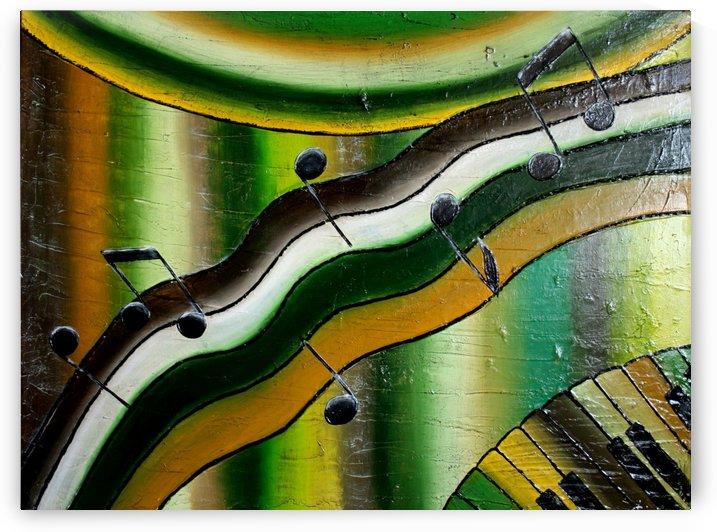 Urban music by Iulia Paun ART Gallery