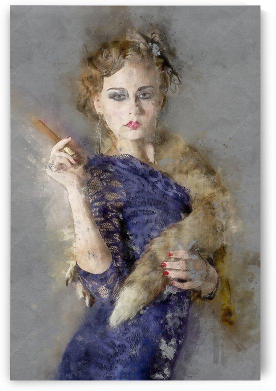 girl 4504588 by Artist Sabrina