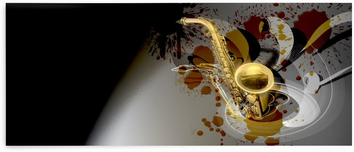 saxophone 2984426 by Artist Sabrina