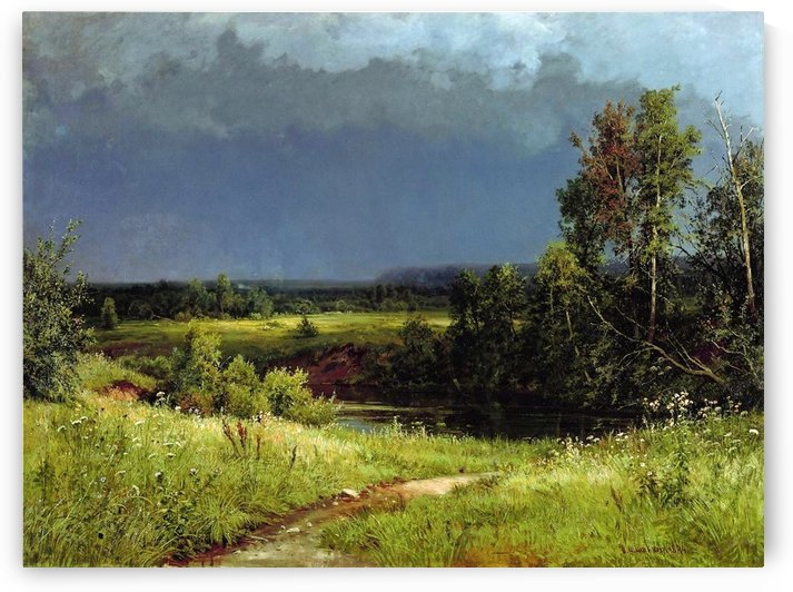 Before the Storm by Ivan Shishkin