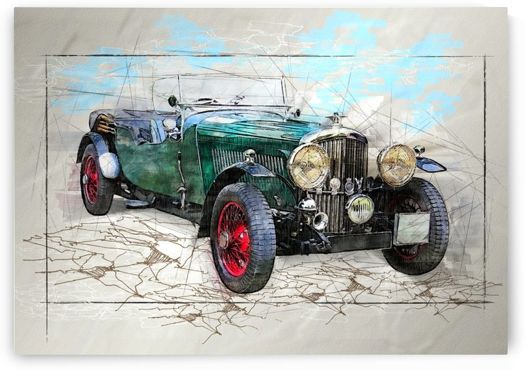 vehicle 5130920 by Artist Sabrina