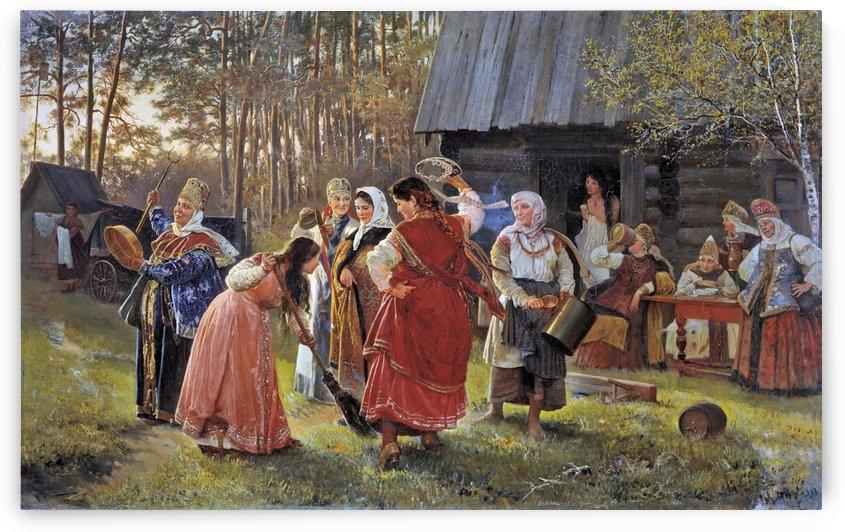 Wedding by Alexey Korzukhin