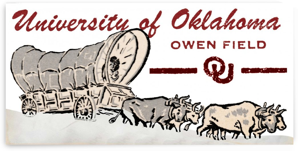 Oklahoma Gift Ideas  by Row One Brand