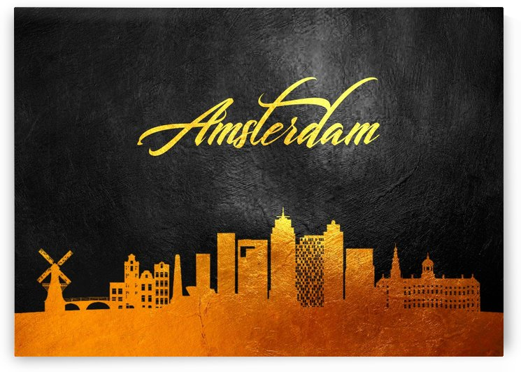 amsterdam gold by ABConcepts