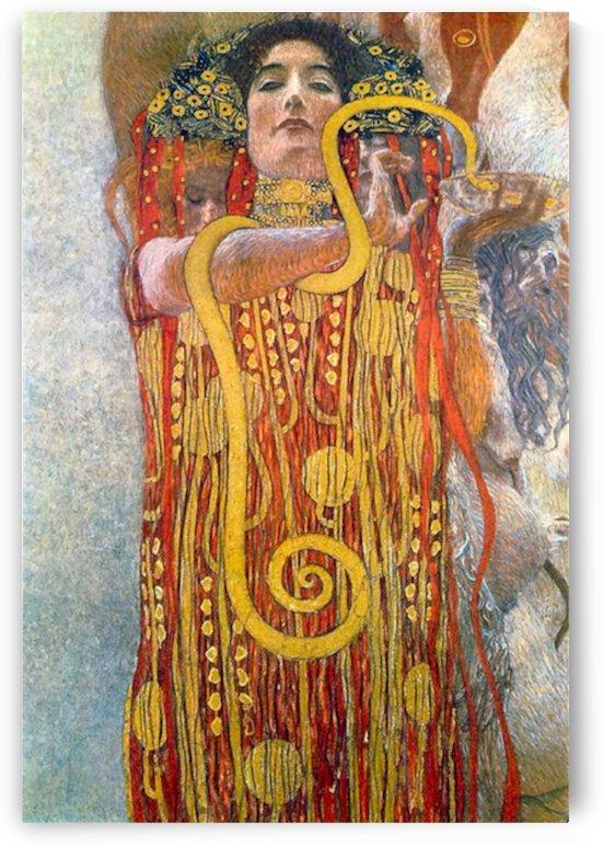 Hygeia by Klimt by Klimt