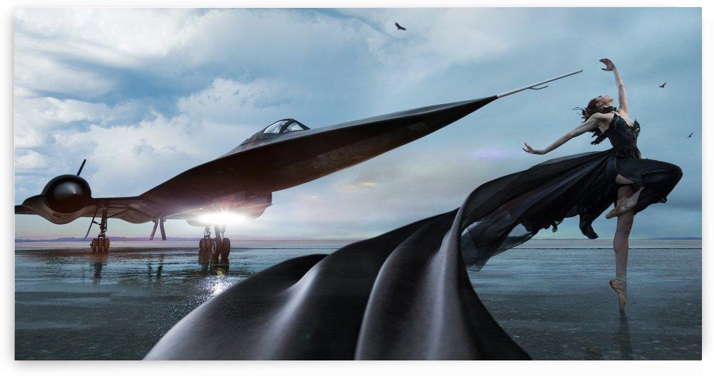 Area 71 Triumph by DARIO INFINI