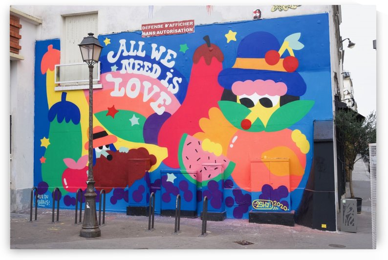 All We Need Is Love by Bill Osuch