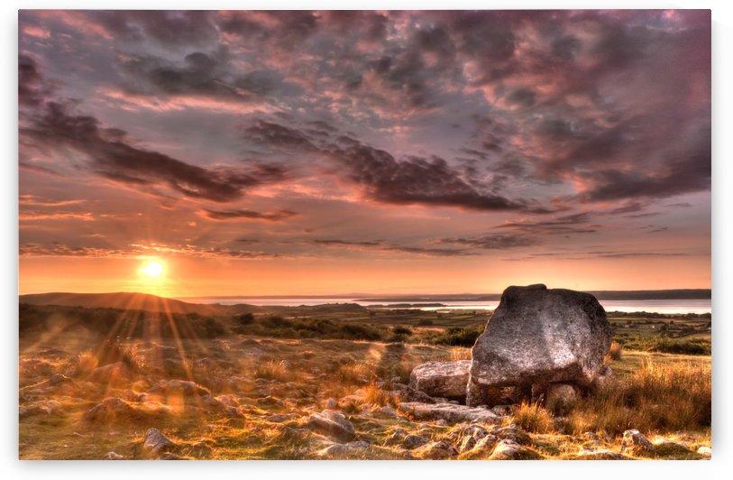 Arthur's stone Gower Swansea by Leighton Collins