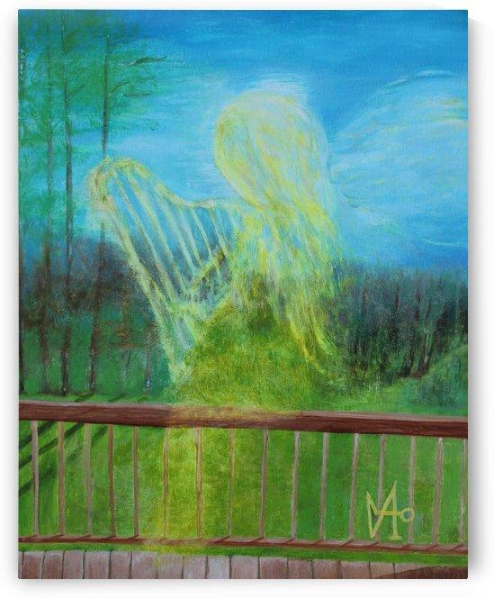 Angelic Acoustics by Carmen Hutchinson