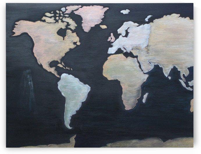 Prayer for the World by Carmen Hutchinson