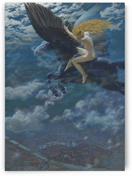 Dream Idyll by Edward Robert Hughes