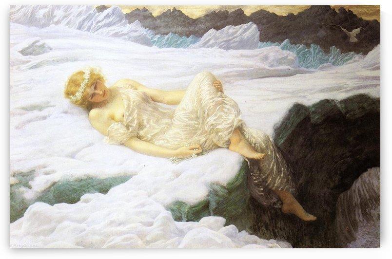 Heart of Snow by Edward Robert Hughes
