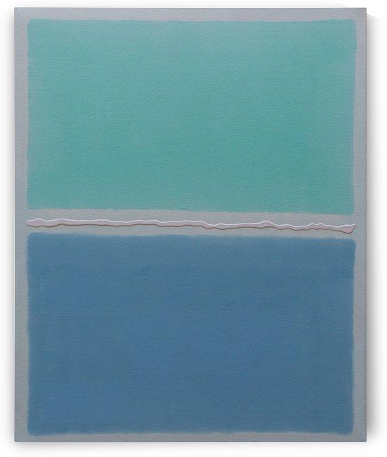 Arctic Sea by Cyril Walker
