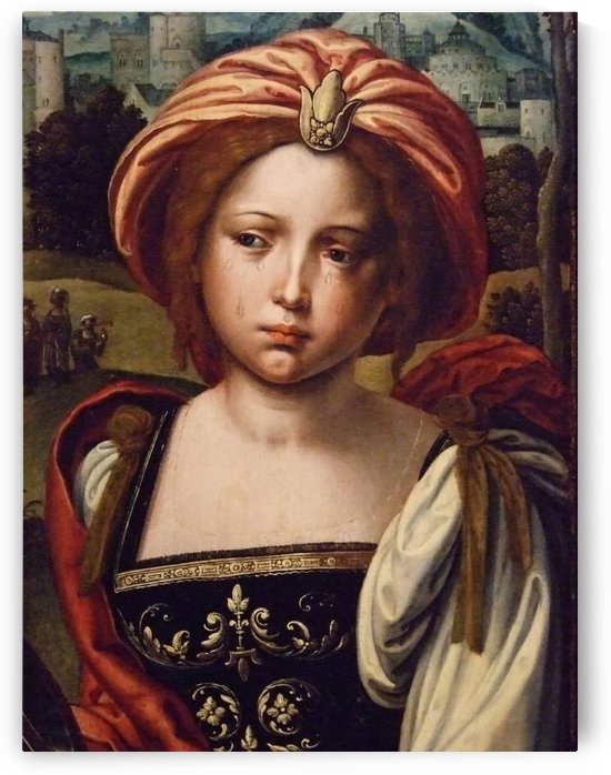 Mary Magdalene by Artemisia Gentileschi