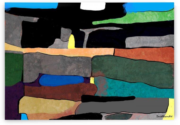 Stratum by David Abrams Art