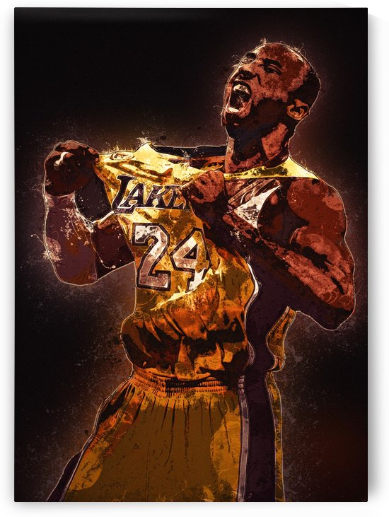 Kobe Bryant Best Moments 7 by RANGGA OZI