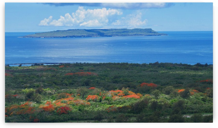 Tinian Island by On da Raks