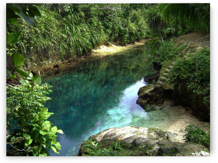 Enchanted River by On da Raks