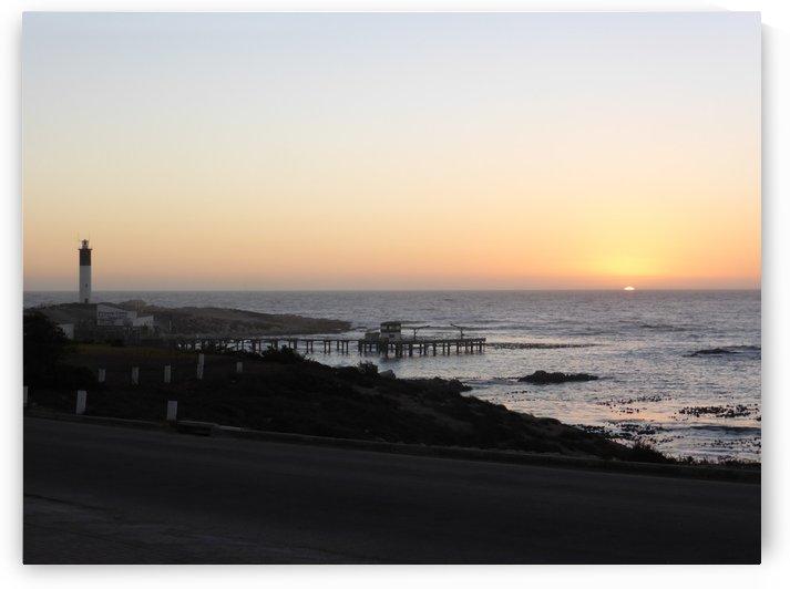 Coastal Sunsest by Lezandie de Beer