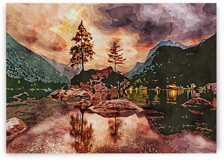 Nature Landscape 5 by RANGGA OZI