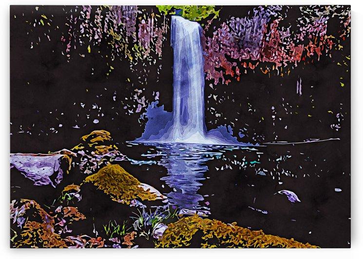 Nature Drawing 9 by RANGGA OZI