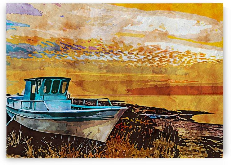 Nature Wall Background 9 by RANGGA OZI