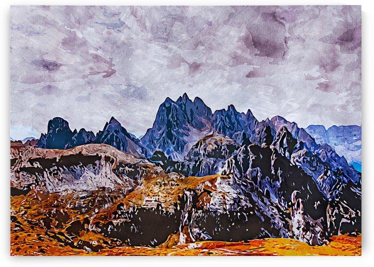 Nature Wall Background 3 by RANGGA OZI