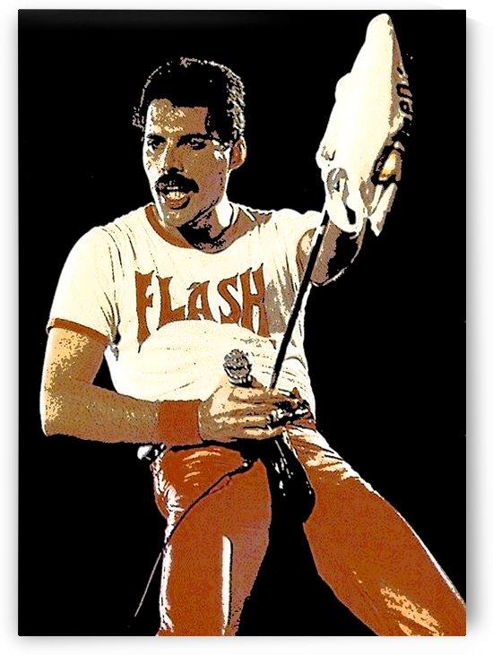 Freddie Mercury Funny Live Concert by RANGGA OZI