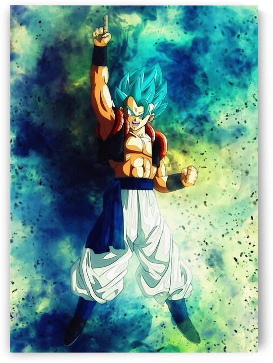 Gogeta   Super Saiyan Blue by Gunawan Rb
