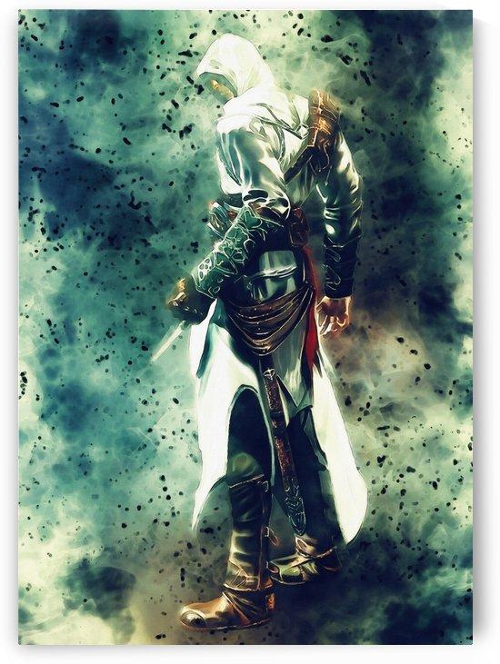 Altair Ibn LaAhad by Gunawan Rb