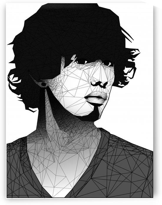 taka  lowpoly crosspatch portrait by Chino20