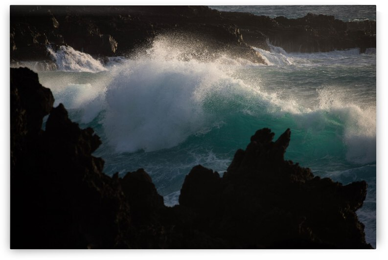 Winter Wave by  Matt Gragg