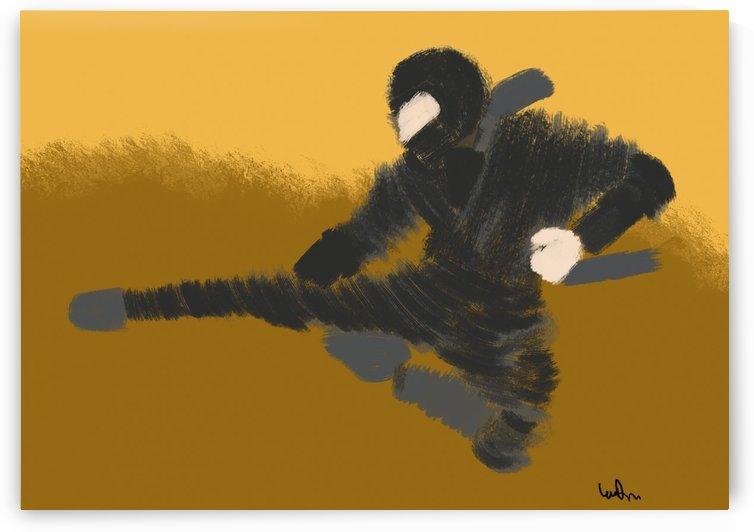 The Ninja by W Scott