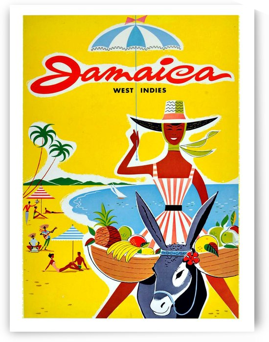 Jamaica West Indies by vintagesupreme