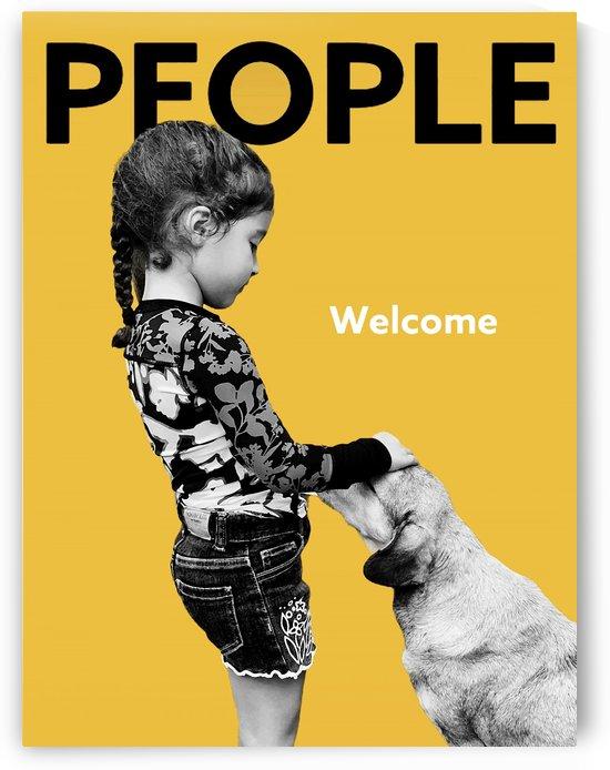 PEOPLE 4 by GABA